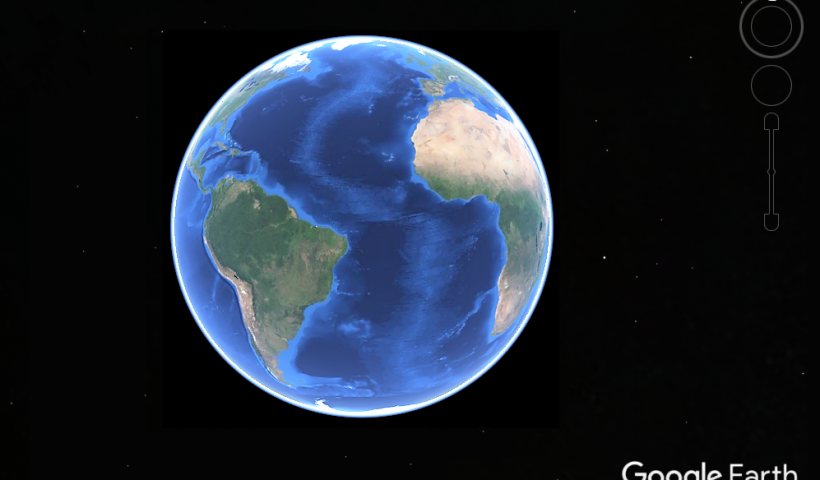 Google Earth disponible en Firefox, Edge y Opera